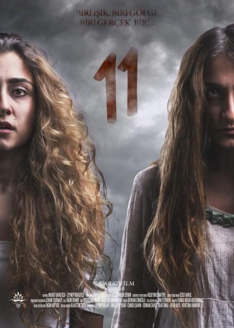11 (2017) afişi