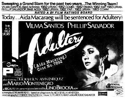 Adultery (aida Macaraeg Case No. 7892)