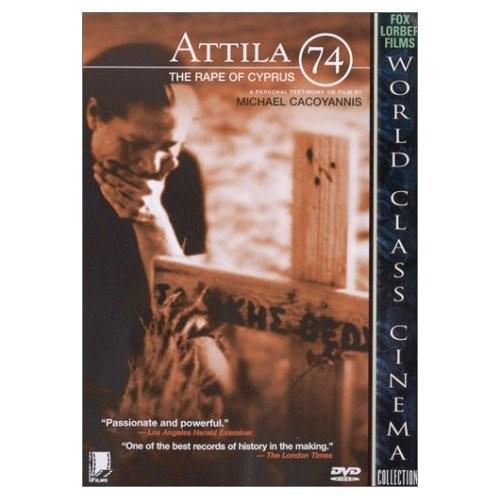 Attila 74: Kıbrıs'ın Tecavüzü
