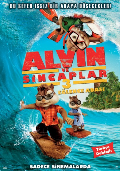 Alvin Ve Sincaplar Eğlence Adası Alvin And The Chipmunks