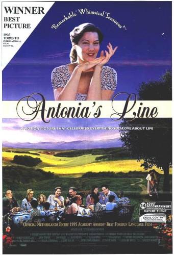 Antonia'nın Yazgısı