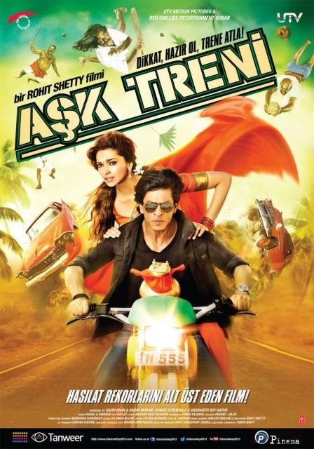 Aşk Treni Chennai Express Filmi Sinemalarcom