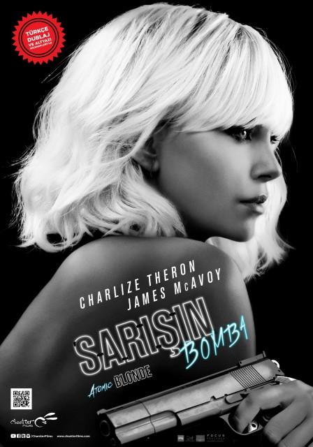 Sarışın Bomba (2017) afişi