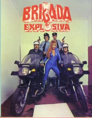 Brigada Explosiva
