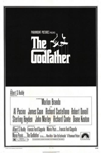 Baba (1972) afişi