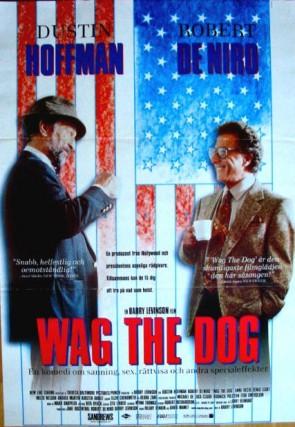 Başkanın Adamları (1997) afişi