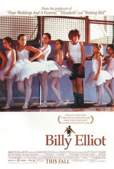 Billy Elliot (2001) afişi