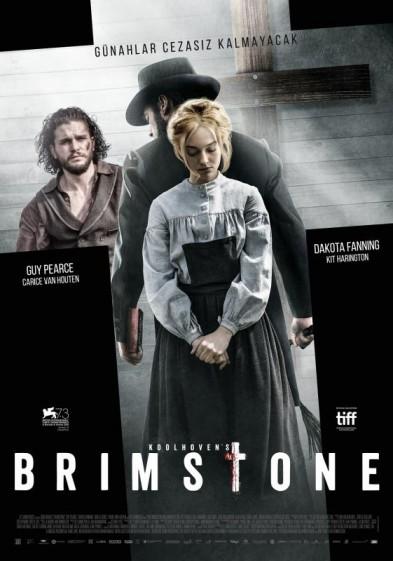 Brimstone 2016 Filmi Sinemalarcom