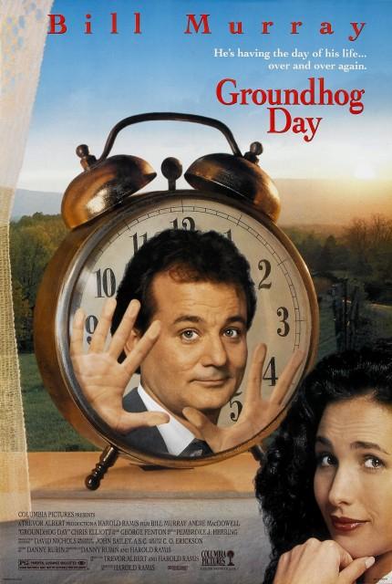 Bugün Aslında Dündü (1993) afişi