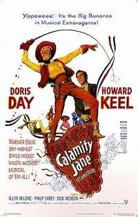 Calamity Jane (1953) afişi