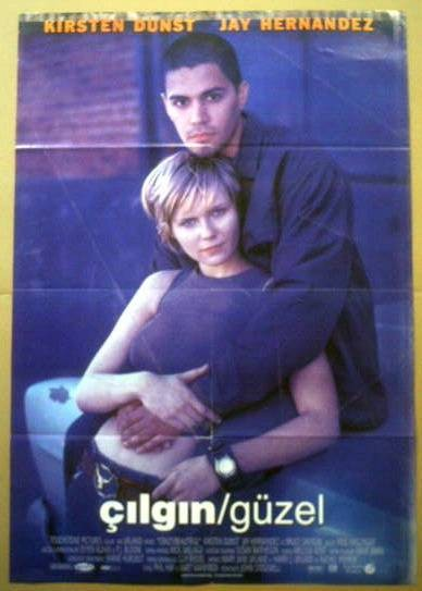 Çılgın Güzel (2001) afişi