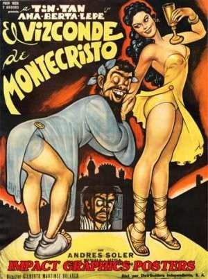 El Vizconde De Montecristo