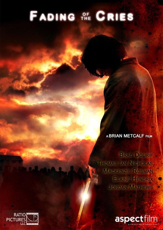 Fading Of The Cries (2008) afişi