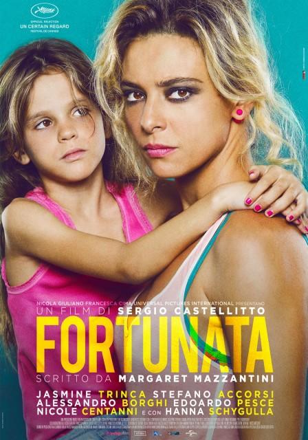Fortunata (2017) afişi