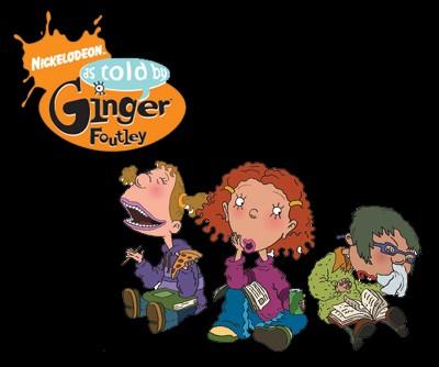 Ginger'ın Maceraları