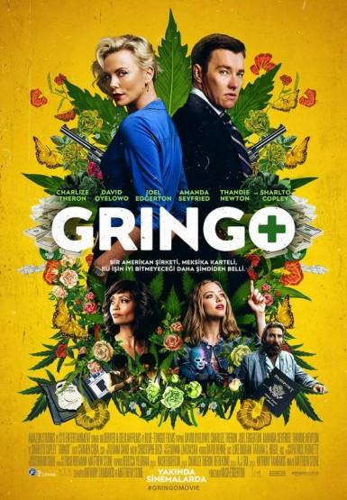 Gringo (2018) afişi