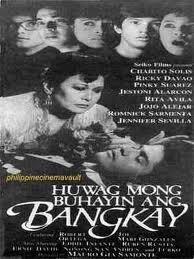 Huwag Mong Buhayin Ang Bangkay