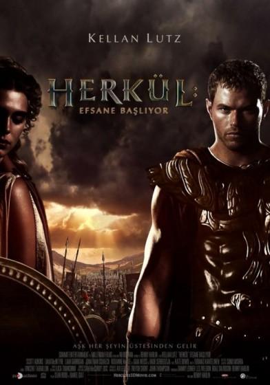 Herkül Efsane Başlıyor 3d The Legend Of Hercules Filmi