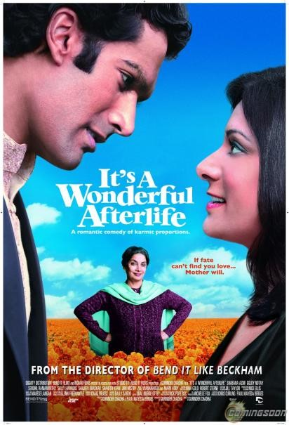 It's A Wonderful Afterlife (2010) afişi