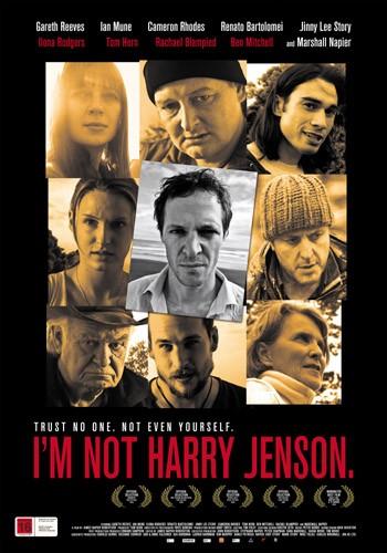 ı'm Not Harry Jenson