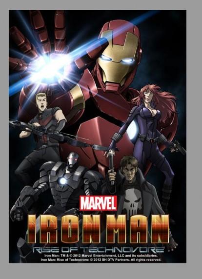 Iron Man: Technovore'nin Yükselişi