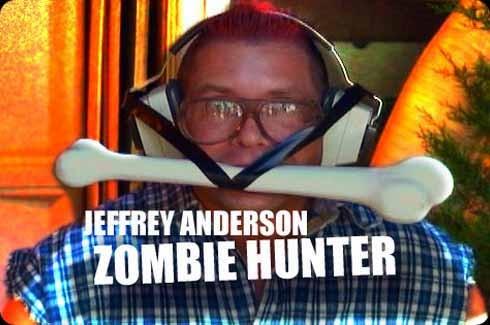 Jeffrey Anderson Zombi Avcısı