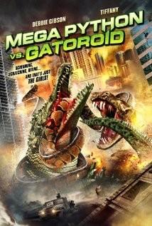 Mega Piton Gatoroid'e Karşı