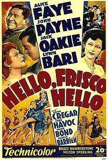Merhaba Frisco,merhaba