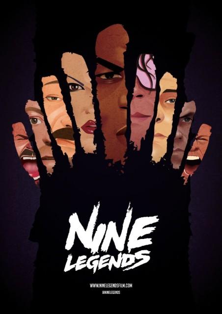 Nine Legends (2016) afişi
