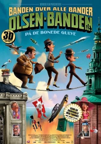 Olsen Banden På De Bonede Gulve