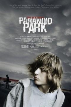 Paranoid Park (2007) afişi