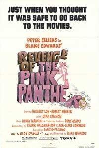 Pembe Panterin İntikamı