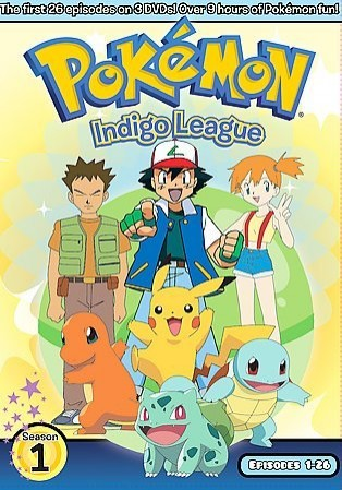 Pokemon 1. Sezon Indigo League
