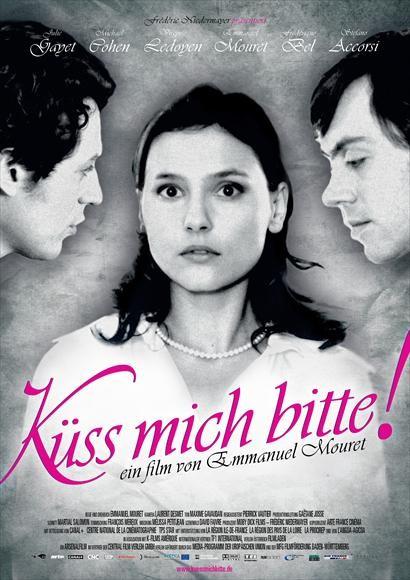 Shall We Kiss? (2007) afişi