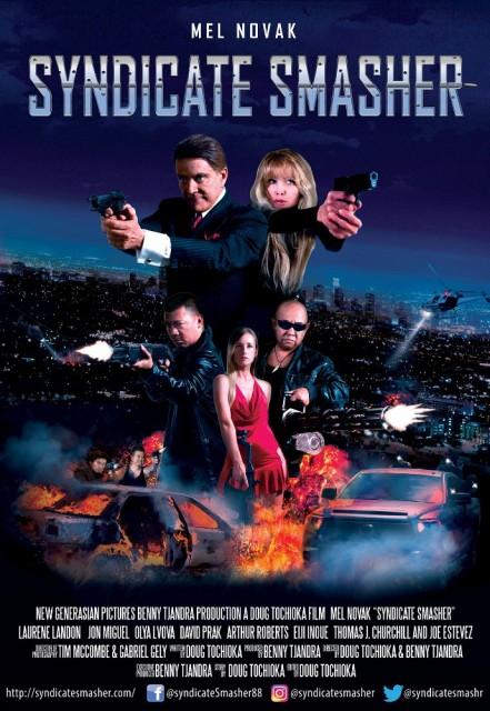 Syndicate Smasher (2017) afişi