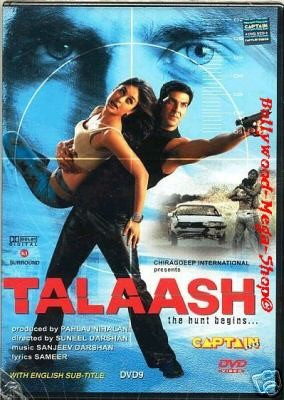 Talaash The Hunt Begins 2003 Filmi Sinemalarcom