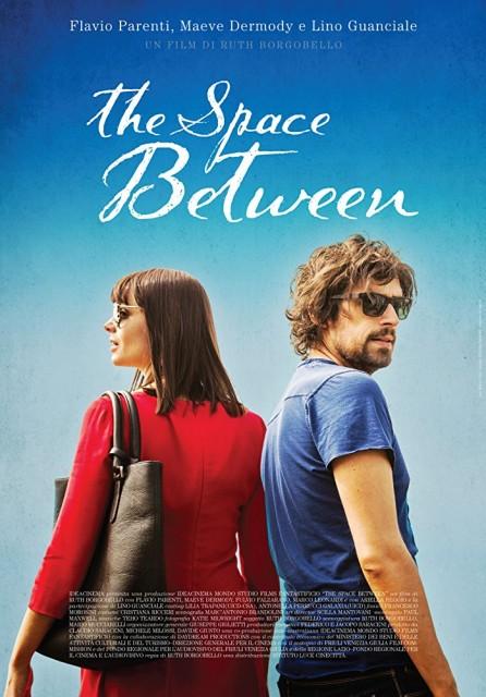The Space Between (2016) afişi