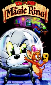 Tom Ve Jerry Sihirli Yüzük