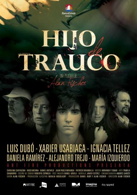 Trauco'nun Oğlu (2014) afişi