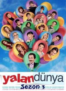 Yalan Dünya Sezon 3 (2013) afişi