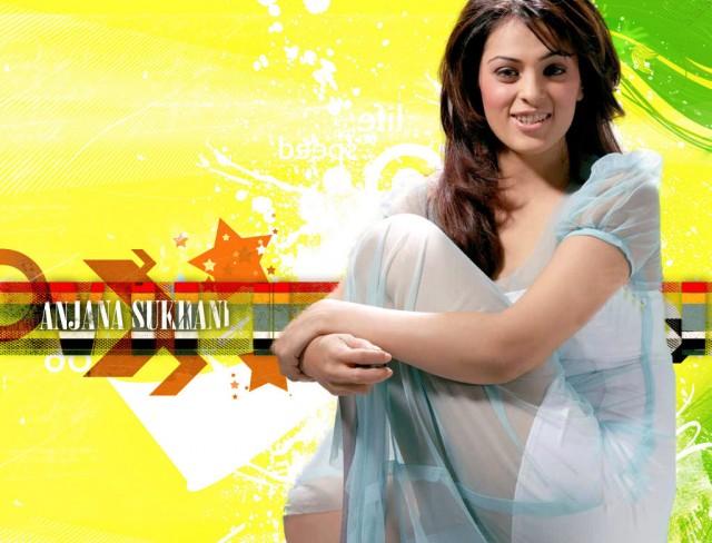 Anjana Sukhani
