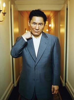 Takeshi Kitano Resimleri 6