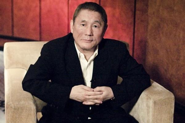 Takeshi Kitano Resimleri 7