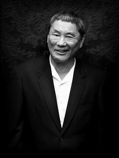 Takeshi Kitano Resimleri 9