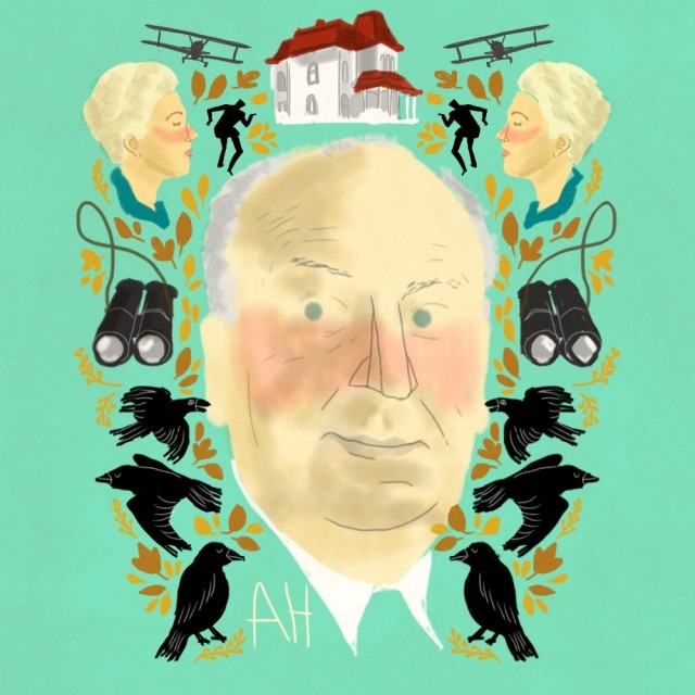 Alfred Hitchcock Resimleri 126