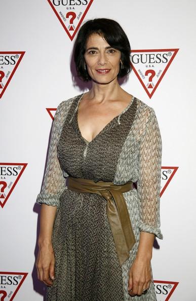 Hiam Abbass!   Arab actress, Film director, Like fine wine