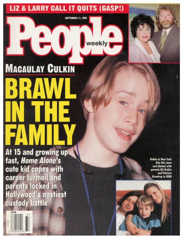 Macaulay Culkin Resimleri 16