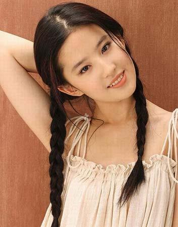 Yifei Liu Resimleri 20