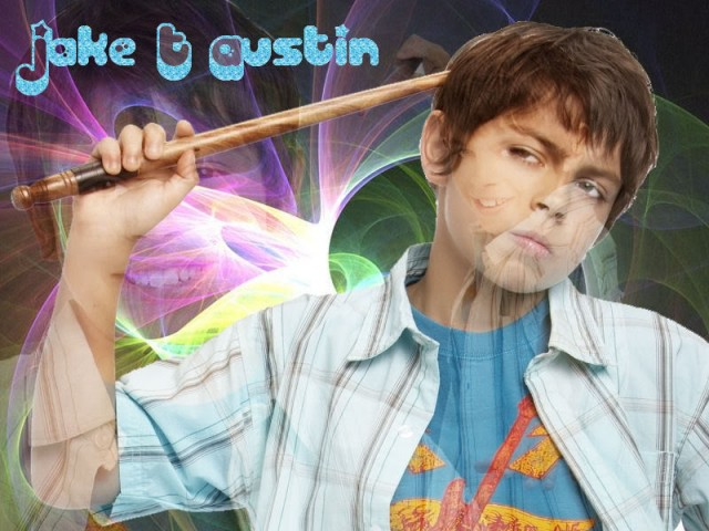 Jake T. Austin