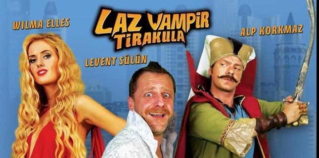 Laz Vampir Tirakula 14 Aralık'ta Sinemalarda